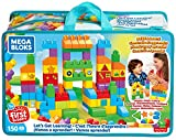 Mega Bloks Bausteintasche bunt (150 Teile)