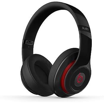 【国内正規品】Beats by Dr.Dre Studio V2 密閉型ヘッドホン ノイズキャンセリング ブラック MH792PA/A