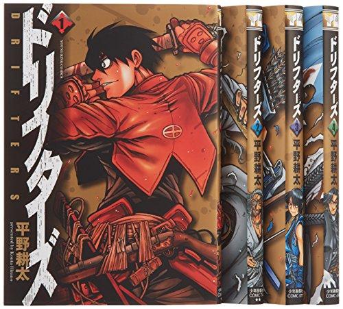 ドリフターズ コミック 1-4巻セット (ヤングキング・コミックス)の詳細を見る