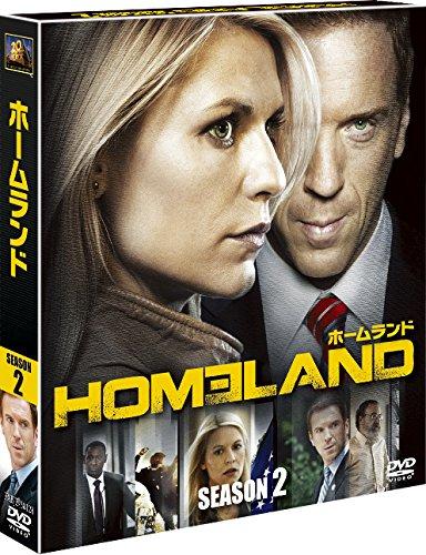 HOMELAND/ホームランド シーズン2 (SEASONSコンパクト・ボックス) [DVD]の詳細を見る