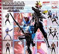H.G.C.O.R.E.仮面ライダー06~覚醒!第2の力編~バンダイ(全8種フルコンプセット)