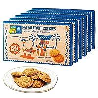 パラオお土産 パラオフルーツクッキー 6箱セット