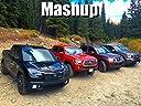 Honda Ridgeline vs Toyota Tacoma vs Nissan Frontier vs GMC Canyon vs Mountain - TFL Mid-Sized Truck Mega Mashup Review