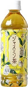 神戸居留地 ジャスミン茶 PET 500ml [ 高級茶葉 春風 配合 無香料 無着色 国内製造 ]