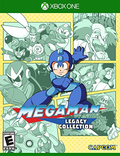 Mega Man Legacy Collection (輸入版:北米) - XboxOne