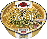 日清 麺NIPPON 京都金色鶏白湯ラーメン 114g×12個
