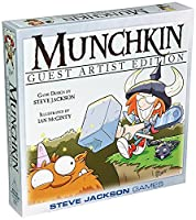 Mcginty Munchkin Guest Artist Edition Card Game [並行輸入品]