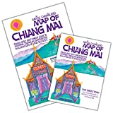 Nancy Chandler's Map of Chiang Mai 21st Edition