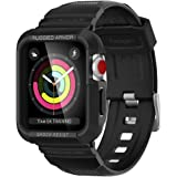 Spigen Rugged Armor Pro Apple Watch 1/2/3 Protector (42Mm) Black (059CS22408)