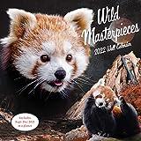 Wild Masterpieces 2022 Wall Calendar