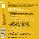 Faure: Piano Works / Chamber Muisic / Orchestral & Choral Works / Requiem 画像