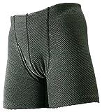 SIDO(シドー) 包帯パンツ ゴムなしボクサー ブラック L(84~94cm)