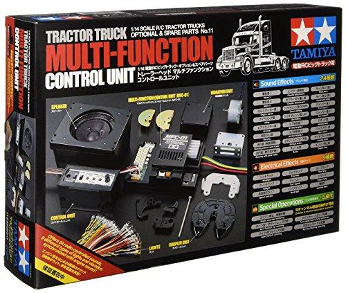 1/14 電動RCビッグトラックシリーズ オプション&スペアパーツ TROP.11 マルチファンクションコントロールユニット