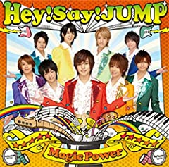 Hey! Say! JUMP「Magic Power」のジャケット画像