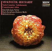 Violin Concertos in F, C & D
