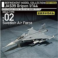 1/144 グリペン 半完成品モデル スウェーデン空軍機 Z-533