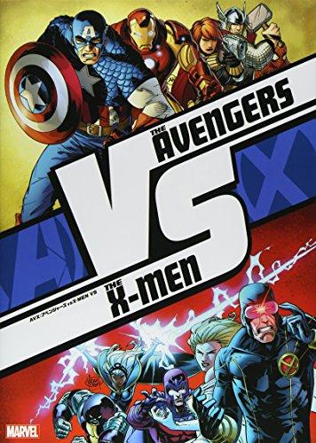AVX:アベンジャーズ VS X-MEN VS (MARVEL)の詳細を見る