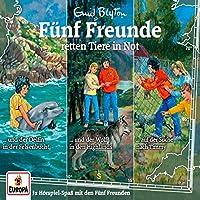 Fuenf Freunde - 3er-Box 32 ... retten Tiere in Not (Folgen 112,117,124)