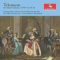 Telemann: Six Moral Cantatas,