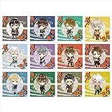イケメン戦国◆時をかけるが恋ははじまらない トレーディングハンドタオル BOX商品 1BOX=12個入り、全12種類
