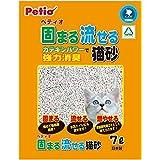 ペティオ (Petio) 固まる流せる猫砂 7L