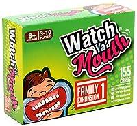 Watch Ya' Mouth フレーズカードゲーム アダルトエクスパンションパック WYM003