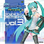 【Amazon.co.jp限定】オリジナル特典ICカードステッカー付~初音ミク Project DIVA Arcade Original Song Collection VOL.3