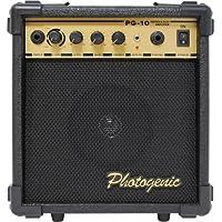 PhotoGenic フォトジェニック ギターベース兼用アンプ オーバードライブ機能付き PG10