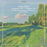 ルイ・グラス:交響曲全集 第1集(Luis Glass: Symphony No.3, Summer Life)