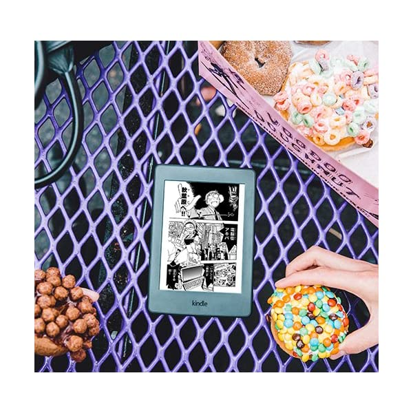 Kindle Paperwhite マンガモデ...の紹介画像4