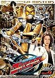 特命戦隊ゴーバスターズ VOL.4[DVD]