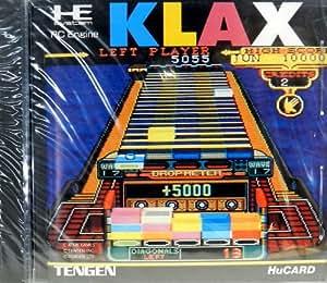 クラックス KLAX 【PCエンジン】