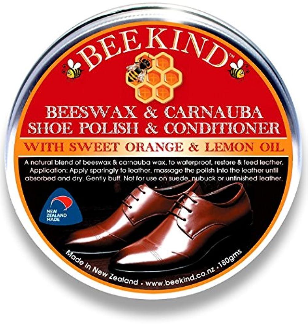 のスコア否定する収入BEE KIND - 天然蜜蝋ワックス靴磨き&コンディショナー
