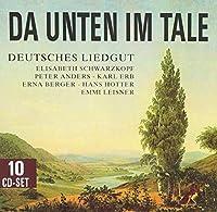 ??a unten im Tale - a journey through the treasury of German songs: Elisabeth Schwarzkopf, Peter Anders, Erna Berger, ... by Michael Raucheisen