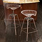 Best Selling Charlie Saddle Bar Stool, Copper by