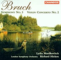 Symphony 3 / Violin Concerto 2