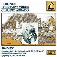 Symphonies 31 & 25