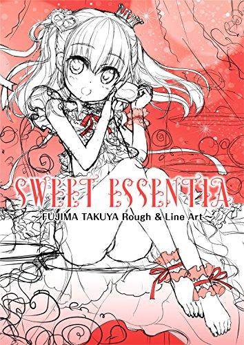 SWEET ESSENTIA ~FUJIMA TAKUYA Rough&Line Art~の詳細を見る
