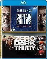 Captain Phillips / Zero Dark Thirty/ [Blu-ray] [Import]