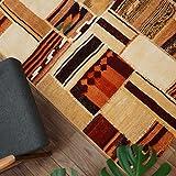 スペイン製 レトロ デザイン ラグマット スパニッシュモデロⅦ 約 140x200 cm 約 1.5畳 ウィルトン織り カーペット