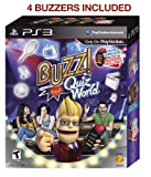 Buzz! Quiz World Bundle (輸入版) - PS3