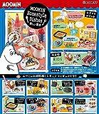 Moomin Homestyle Dishes 楽しい食卓 BOX商品 1BOX = 8個入り、全8種類