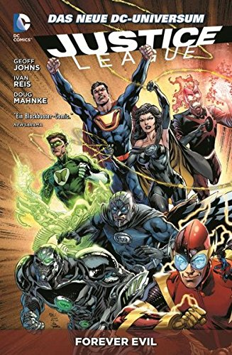 Justice League 07: Forever Evil