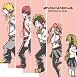 【Amazon.co.jp限定】『僕のヒーローアカデミア』2018 オリジナルサウンドトラック(Amazon.co.jp限定 デカジャケ(描き下ろしジャケット絵柄使用)付)