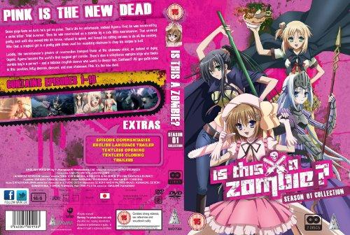 これはゾンビですか? 1期 コンプリート DVD-BOX (全13話, 325分) これゾン アニメ [DVD] [Import] [PAL, 再生環境をご確認ください]
