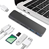 SparkLiay Type C To USB 3.0 HDMI Reader Hub Adapter For New MacBook Air 13 A1932 Mac Pro 13.3 15 16 A2159 A2141 A1707 A1706 A
