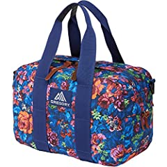 Duffle Bag XS: Luminous Tapestry