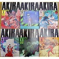 AKIRA 全6巻完結セット(KCデラックス)
