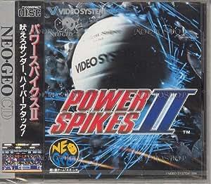 パワースパイクス2 NCD 【NEOGEO】