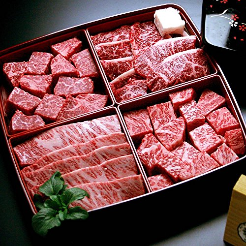 神戸牛 焼肉懐石(ヒレ・ロース芯・三角バラ・イチボ 希少部位 4種×200g=計800g 約4〜5人前 盛り合わせ セット)お届け日時指定 無料